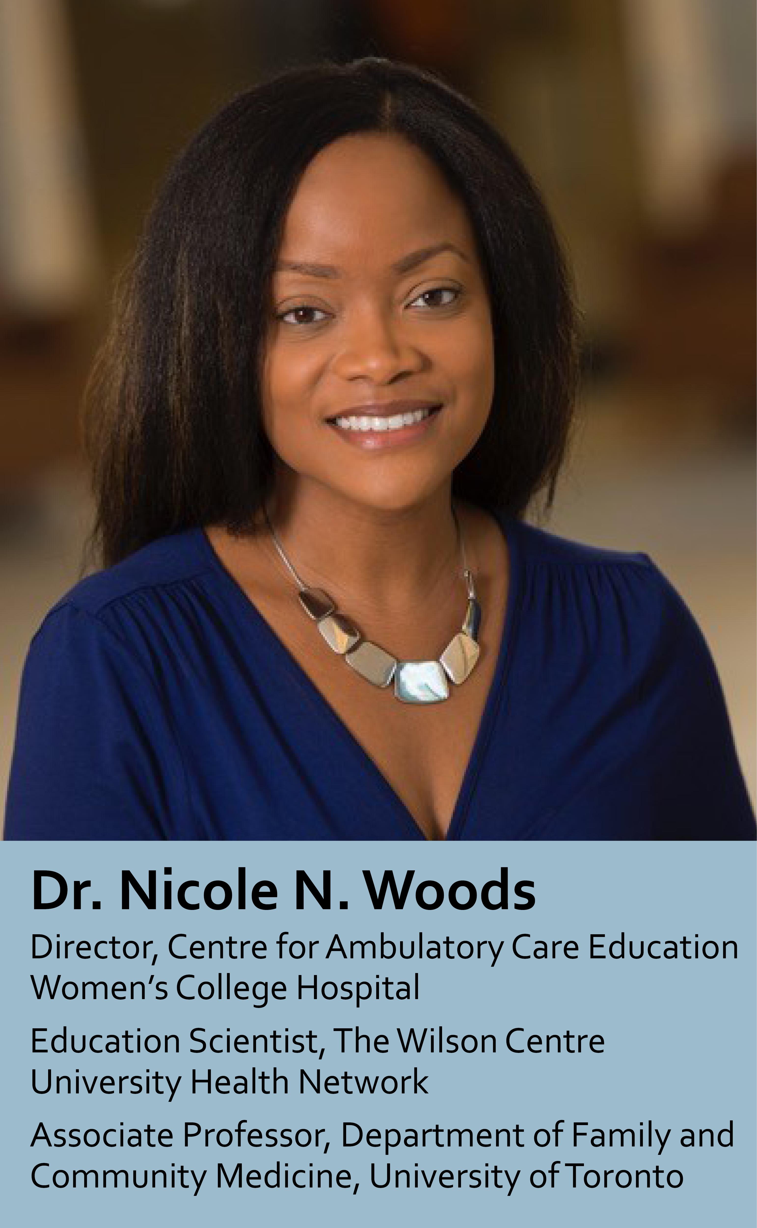 Nicole Woods